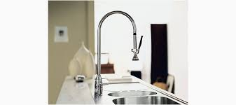Kohler Brass Kitchen Faucets by Promaster Professional Kitchen Sink Faucet With Sprayhead K 6330