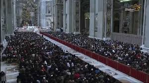 christmas mass 2014 live from vatican youtube