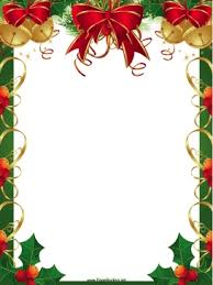 free holiday border templates microsoft word svoboda2 com