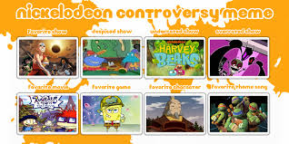 Nickelodeon Memes - my nickelodeon controversy meme by tuneslooney on deviantart