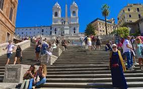 spanische treppe in rom rom spanische treppe trinità dei monti kirche villa borghese