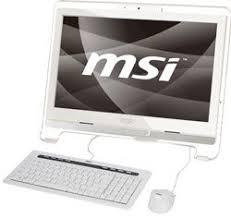 ordinateur de bureau tactile tout en un msi signe un bel ordinateur tout en un tactile à 599 euros