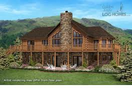 log cabin floor plans and prices golden eagle log and timber homes floor plan details