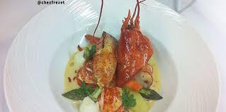 comment cuisiner des navets nouveaux bourride de homard aux petits légumes nouveaux carottes navets