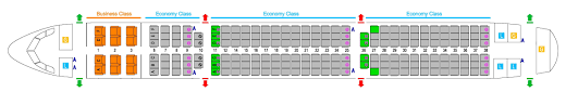 Air France A380 Seat Map by Flight Facilities Flight Information Srilankan Airlines