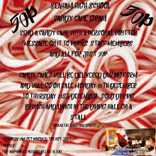 send a gram seaham high school on candy gram send a