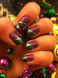 mardi gras nail mardi gras nail designs trend manicure ideas 2017 in pictures