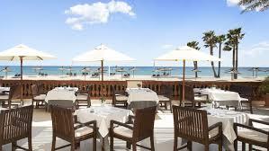 d o restaurant design le méridien ra beach hotel u0026 spa