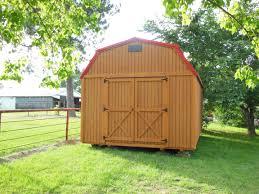 Loft Barn Plans Davis Portable Buildings Arkansas