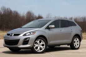 2011 mazda cx 7 w video autoblog