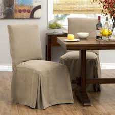 Slip Covers For Dining Room Chairs Chair Covers Slipcovers For Less Overstock
