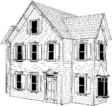marvelous design ideas 4 plans for dolls houses free victorian