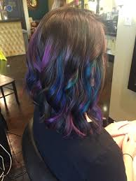hair color 201 oil slick hair by jessica cobb at graphics 201 hair