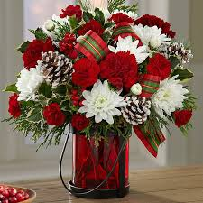 the ftd holiday wishes bouquet by better homes and gardens in