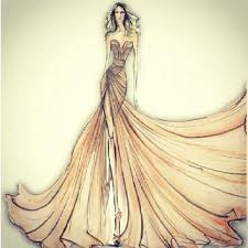 how to draw fashion sketches dresses google search fashion