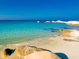 portokali beach halkidiki the most stunning beach in sithonia
