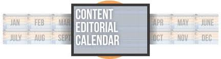 content calendar editorial planning for content marketing