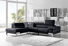 Modern Leather Sofa Excellent Modern Leather Couches 42 In Sofas And Ideas