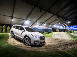 suv subaru 2017 subaru launches 2019 ascent its biggest suv yet fortune