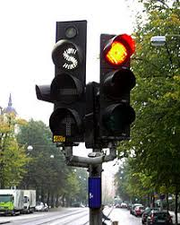 Which Flashing Light Tells You To Enter A River Lock Traffic Light Wikipedia