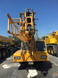 link belt htc 8690 hydraulic truck crane for sale on cranenetwork com