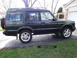 land rover discovery lifted 2003 land rover discovery information and photos zombiedrive