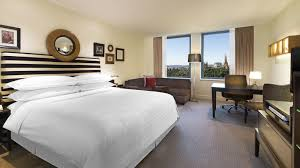 Twin Bed Vs Double Bed Hotel Guest Rooms U0026 Suites Sheraton On The Park