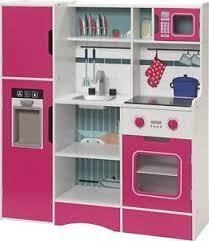 kinderk che holz rosa kinderküche chefkoch küche spielküche kinder holz groß zubehör