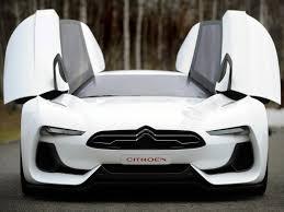 citroen concept cars citroen gt concept futuristic sporty designed for gran turismo 5