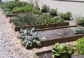 raised bed vegetable gardening for cool climates