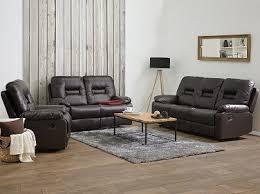 Sofa Bergen Modern Leather Sofas Beliani Co Uk