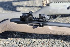 ruger 10 22 light mount how to creating a custom day night ruger 10 22 gun digest