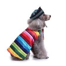 2018 Winter Dog Halloween Costume Christmas Dog Clothes For Dogs
