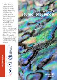 south african journal of science volume 112 issue 3 4 by south