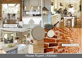 Kitchen Design Boards Contemporary Country Kitchen Design Sampleboard