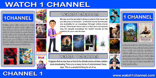 watch 1channel 1channel offer free movies and tv series
