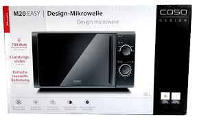 design mikrowelle caso 3309 m20 easy mikrowelle standmikrowelle real