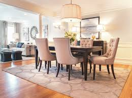 Candice Olson Rug Surya Rugs In Dining Room Transitional With Living Dining Combo