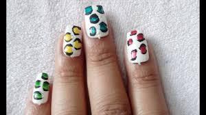 nail art cheetah printartnailsart robin moses nail art rainbow