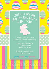 brunch party invitations easter egg hunt brunch lunch invitation printable uprint