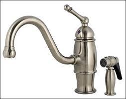hamat kitchen faucet hamat faucets 6 6153 vanessa trad kitchen faucet w side spray