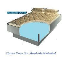 california king zipper mattress cover for cal king hardside