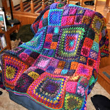 free pattern granny square afghan granny s a square afghan free pattern crochet for children