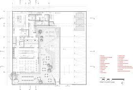 Restaurant Floor Plan Design Tori Tori Restaurant Rojkind Arquitectos Esrawe Studio