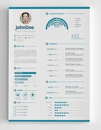 resume template free infographic resume template free 15 creative templates 13