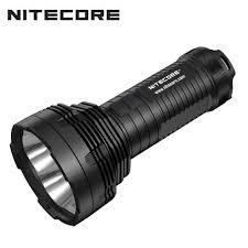 le torche nitecore tm16 4000lumens torche longue portée