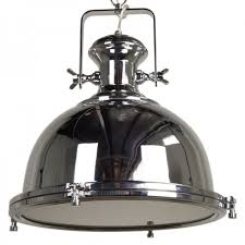 Pendant Lights Melbourne by Gaia Industrial Chrome Pendant Lights Pendant Light Shelights