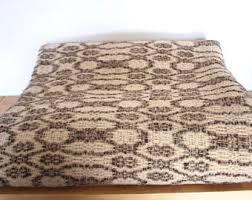 Woven Throw Rugs Wool Throw Blanket Etsy