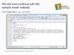 Texas travel web images Introduction to html scripting ppt download jpg