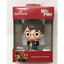 harry potter ornament ollivanders wand shop